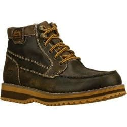 Men's Skechers Ridge Logano Brown