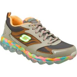 Women's Skechers Skech-Air Gray/Multi