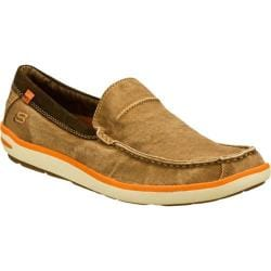 Men's Skechers Relaxed Fit Naven Spencer Cocoa