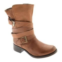 Women's Steve Madden Brewzer Cognac Leather