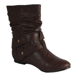 Women's Da Viccino Bien-1N Brown