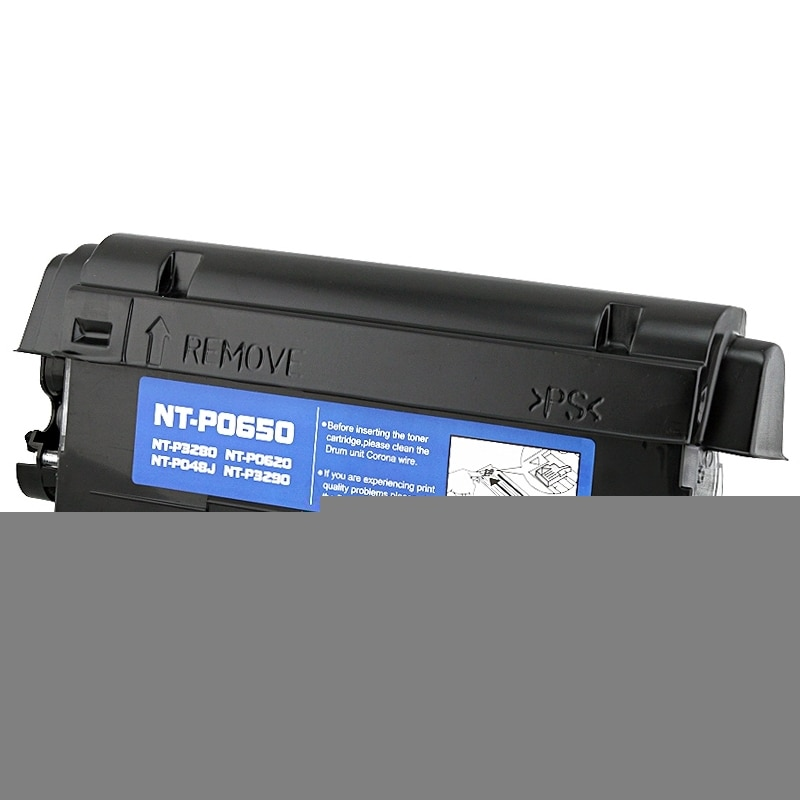 BasAcc Black Toner Cartridge Compatible with Brother TN650, TN620