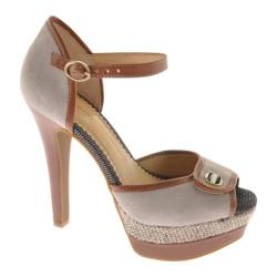 Women's Jessica Simpson Barnaby Elephant Grey Kid Suede