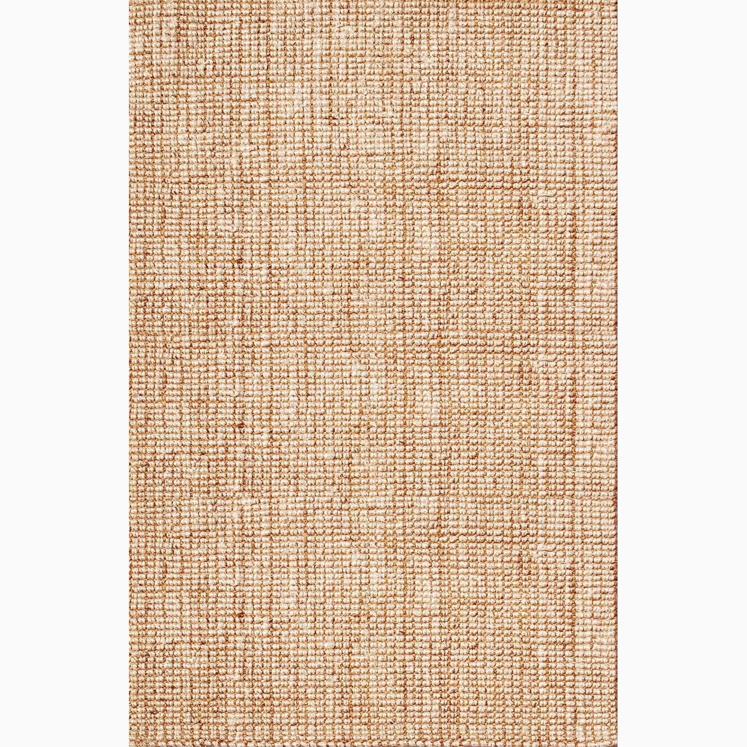 Handmade Ivory/ White Natural Jute Accent Rug (2 x 3)