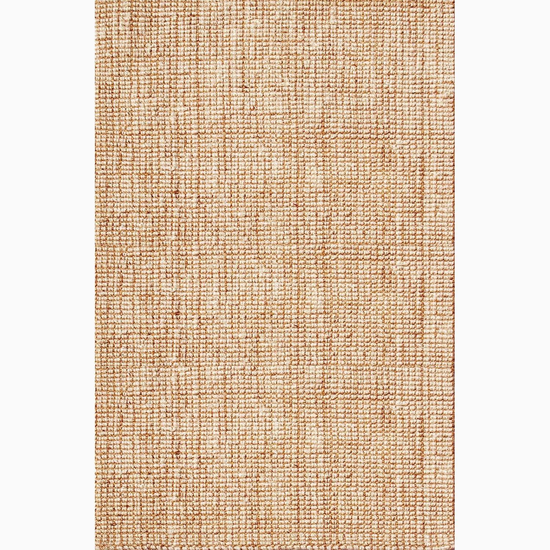 Handmade Ivory/ White Jute Natural Rug (9 x 12)