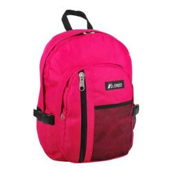 Everest Backpack with Front Mesh Pocket (Set of 2) Hot Pink