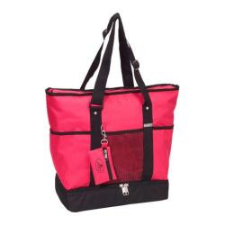 Everest Deluxe Shopping Tote Hot Pink