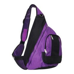 Everest Sling Bag (Set of 2) Dark Purple