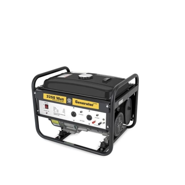 3250-watt 6.5 HP EPA-approved Generator