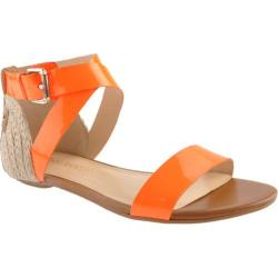 Women's Enzo Angiolini Katira Orange Multi Synthetic