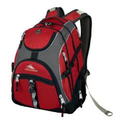 High Sierra Access 5462 Ready for Red/Charcoal/Black