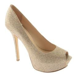 Women's Enzo Angiolini Tanen Light Gold Synthetic