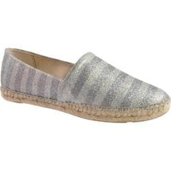 Women's Enzo Angiolini Austyn Pewter Silver Synthetic