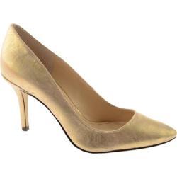 Women's Enzo Angiolini Callme Light Gold Fabric