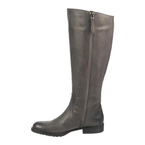 s franco sarto trooper 2 wide calf grey leather