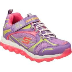 Girls' Skechers Skech-Air Lavender/Pink