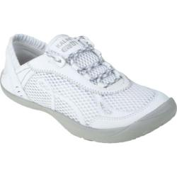 Women's Kalso Earth Shoe Prosper White Microfiber