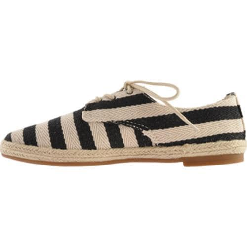Women's Lucky Brand Dysart Black Fabric/Jute