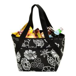 Picnic at Ascot Small Cooler Tote Night Bloom