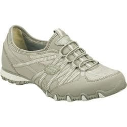 Women's Skechers Bikers Primrose Gray/Gray