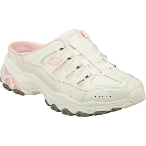 Women's Skechers Encore Perfect Balance White/Pink