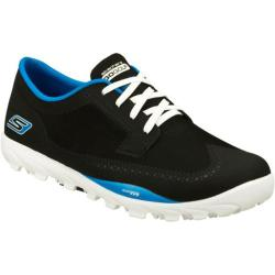 Men's Skechers GOgolf Classic Black/Blue