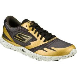 Men's Skechers GOMeb 2 New York Gold/Black