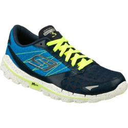 Men's Skechers GOrun 3 Blue/Green