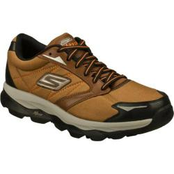 Men's Skechers GOrun Ultra LT Brown/Black