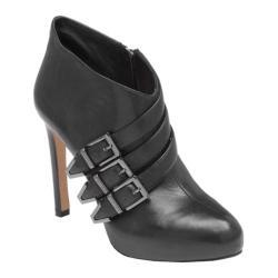 Women's Vince Camuto Ashia Black Nappa Leather