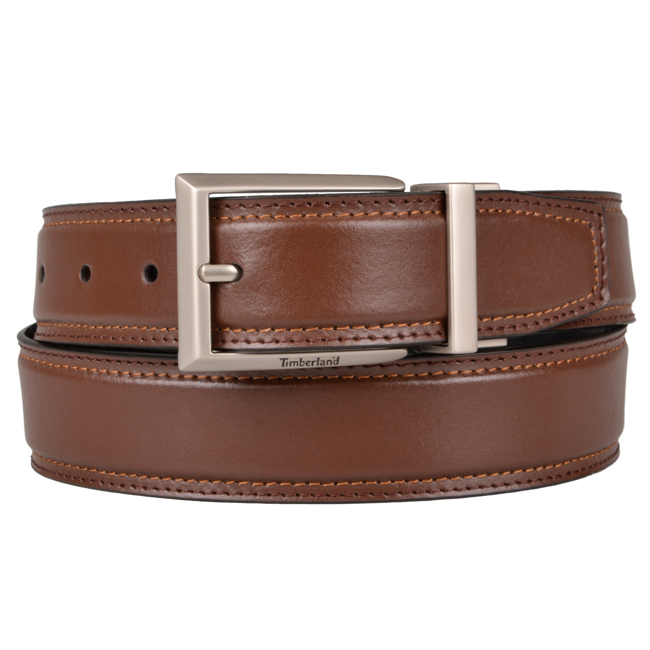 Timberland Men's Reversible Genuine Leather Belt