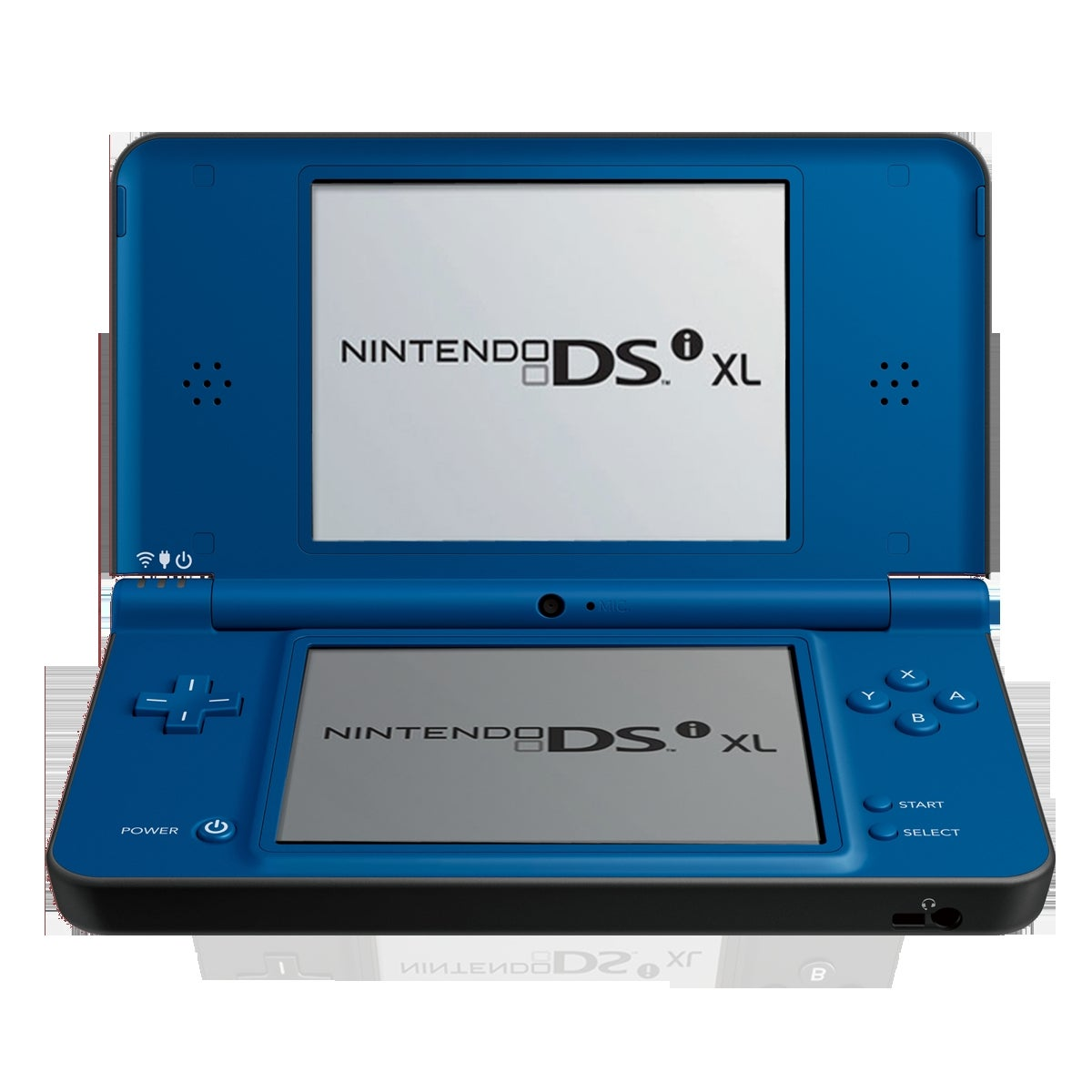 Nintendo DSi XL Handheld Video Game System Midnight Blue (Refurbished)