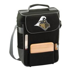 Picnic Time Duet Purdue Boilermakers Embroidered Black/Grey