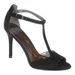 Women's Carlos by Carlos Santana Dream Black Kid Suede