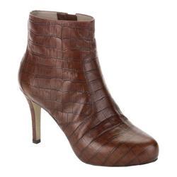 Women's Rockport Seven to 7 95mm Plain Bootie British Tan Croco Leather