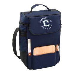 Picnic Time Duet UConn Huskies Embroidered Navy