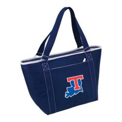 Picnic Time Topanga Louisiana Tech Bulldogs Embroidered Navy