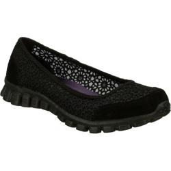 Women's Skechers EZ Flex 2 Sweetpea Black
