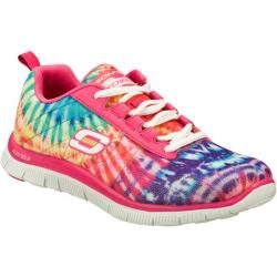 Women's Skechers Flex Appeal Limited Edition Pink/Multi