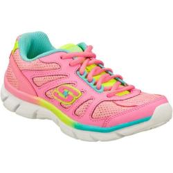 Girls' Skechers Lite Dreamz Ice Treatz Pink/Pink