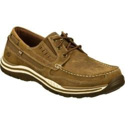 Men's Skechers Relaxed Fit Expected Gembel Brown