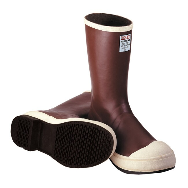 Neoprene Men's 12.5-inch Safety-Loc Outsole Snugleg Boot