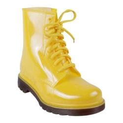 Women's Wild Diva Rain-1 Yellow