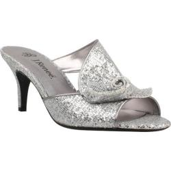 Women's J. Renee Joslin Silver Glam Fabric