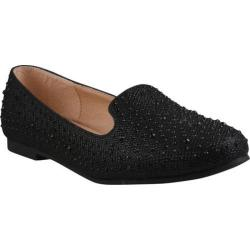 Women's Beston Belin-17 Black Glitter