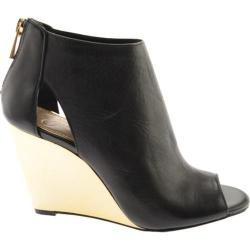 Women's Jessica Simpson Marquise Black Leather