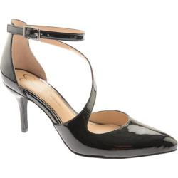 Women's Jessica Simpson Willah Black Patent