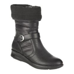 Women's Naturalizer Westin Black Nylon/Smooth PU