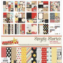 Say Cheese Collection Kit 12 X12 -