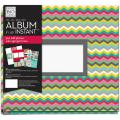 Me & My Big Ideas 12' X12 Complete Album - Chevron Family